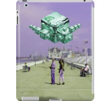 heads up for your new god iPad Case/Skin