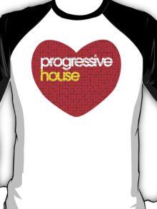Progressive House Music T-Shirt