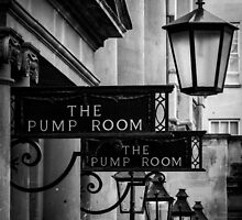 The Pump Room by James Bovington