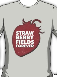 Strawberry Fields Forever T-shirt T-Shirt