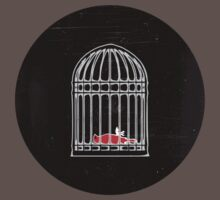 Living & Dying in a Cage by Walter Rastelli