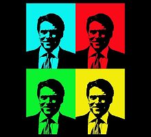 Rick Perry Mugshot by johnbaehner