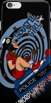 Souffle Girl by jayveezed