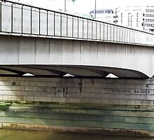 Under London Bridge, by AnnDixon