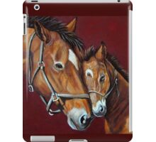 Nuzzles  iPad Case/Skin