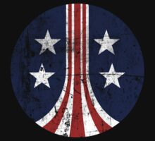 USCM Stars and Stripes Kids Clothes
