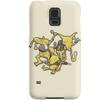 Number 63, 64 and 65 Samsung Galaxy Case/Skin