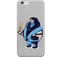 Sub Zero iPhone Case/Skin