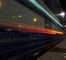 Red Lights by Lindie