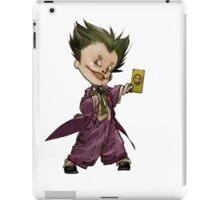 Little Joker iPad Case/Skin