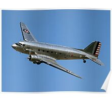 The Douglas C-41 - first of all the Dakotas Poster