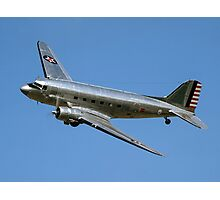 The Douglas C-41 - first of all the Dakotas Photographic Print