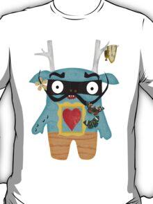 Dali Monster T-Shirt