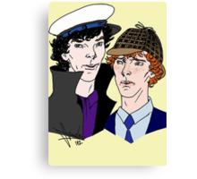 Hat-Tricks Canvas Print