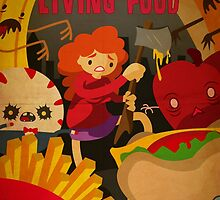 Night of living food by Atomique Acorn