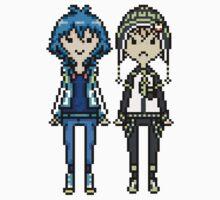 NoiAo Pixel Sprites Kids Clothes