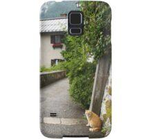 Cats of Hallstatt Samsung Galaxy Case/Skin
