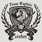 Seeker Crest - Get the Snitch by hopper1982