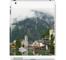 Village Hallstatt, Upper Austria iPad Case/Skin