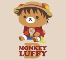 One Piece - Monkey D Luffy [Bear Edition] by Sandy W
