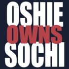 Oshie Owns Sochi by Paducah