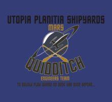 UTOPIA PLANITIA QUIDDITCH 2  by karmadesigner