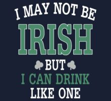 I may not be Irish by Paducah