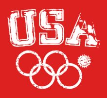Team USA Sochi by Paducah