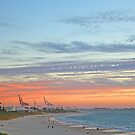 Port Beach Fremantle Western Australia  by EOS20