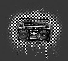 Sound System by SJ-Graphics