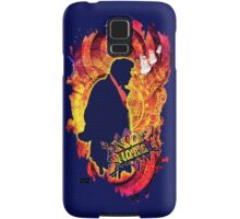 War DW Banksy - Colour Samsung Galaxy Case/Skin