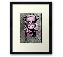 Frankenberry's Monster Framed Print