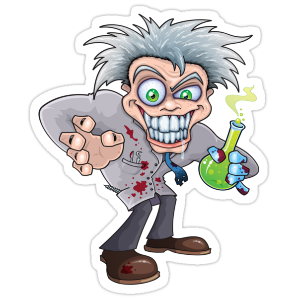 Mad Scientist by fizzgig