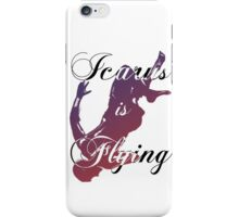 Icarus is Flying iPhone Case/Skin