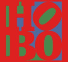 HOBO - Art (alternate) by Malc Foy