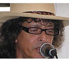 The Dutch Bob Dylan Photographic Print