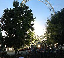 Roller coaster by Natasha7889