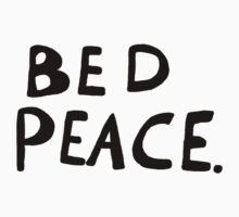 Bed Peace by CharlieeJ