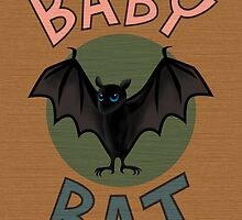 Baby Bat by BATKEI