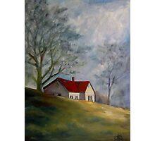 Old Folks' Home, Atlanta Road, Marietta, GA Photographic Print