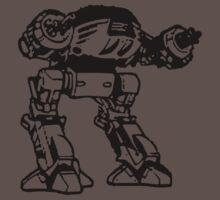 ED-209 by loogyhead