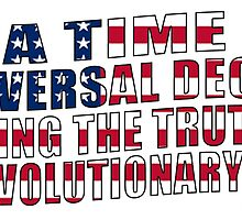 George Orwell Revolutionary Act by EyeMagine
