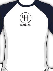 Save the Manuals!! T-Shirt