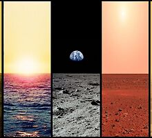 The Planets by jeevin
