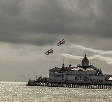 Wing walkers  by yampy