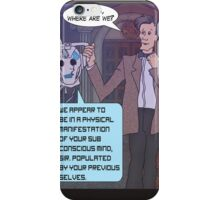 Fall of the Eleventh #5 iPhone Case/Skin