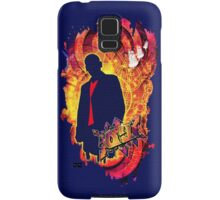 09 DW Banksy - Colour Samsung Galaxy Case/Skin
