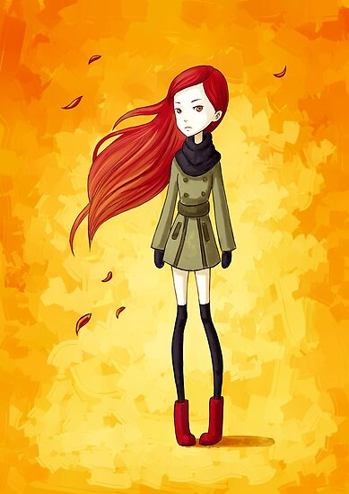 Autumn Breeze by freeminds