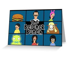 The Belcher Bunch - Bob's Burgers Greeting Card