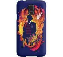 07 DW Banksy - Colour Samsung Galaxy Case/Skin